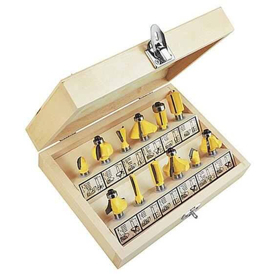 lux tools fr ser set 12 teilig baumarkt xxl. Black Bedroom Furniture Sets. Home Design Ideas