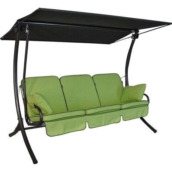 angerer star hollywoodschaukel detroit apfelgr n baumarkt xxl. Black Bedroom Furniture Sets. Home Design Ideas