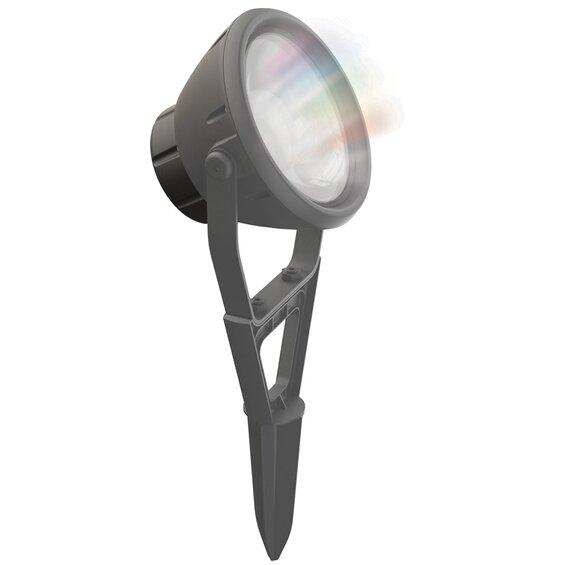 Jedi iDual LED-Strahler Pallas Farbwechsel Fernbedienung