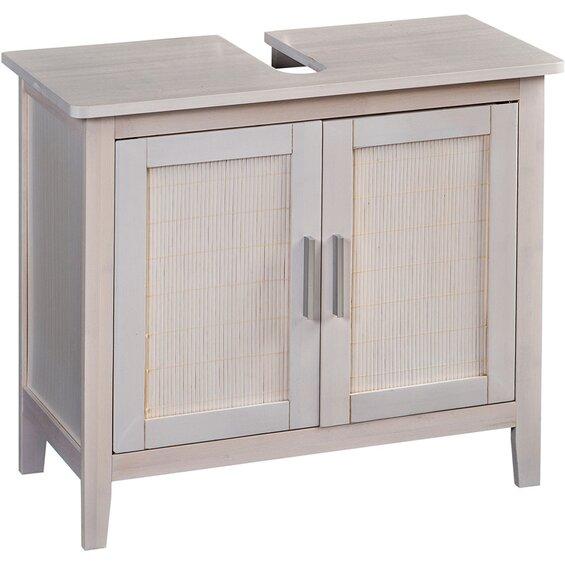 waschbeckenunterschrank bambus m bel design idee f r sie. Black Bedroom Furniture Sets. Home Design Ideas