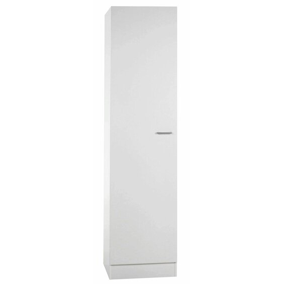 optifit hochschrank klassik 60 wei 50 cm baumarkt xxl. Black Bedroom Furniture Sets. Home Design Ideas