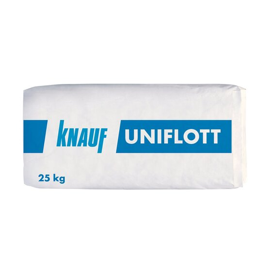 knauf uniflott fugenspachtel 25 kg im obi online shop. Black Bedroom Furniture Sets. Home Design Ideas
