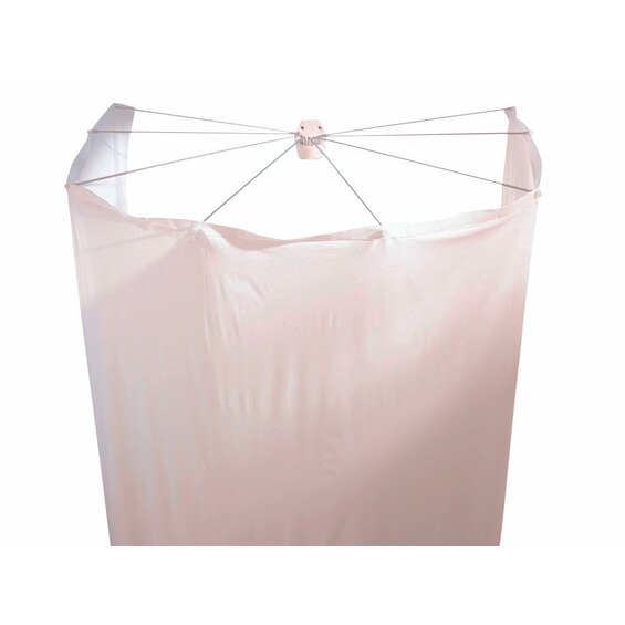 obi duschvorhang tracy 200 cm x 170 cm wei im obi online shop. Black Bedroom Furniture Sets. Home Design Ideas