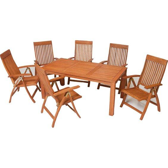 Gartenmöbel-Set Holz online » Baumarkt XXL