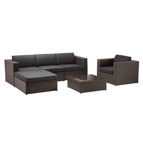OBI Esstisch-Lounge-Gruppe Madison 4-tlg. » Baumarkt XXL