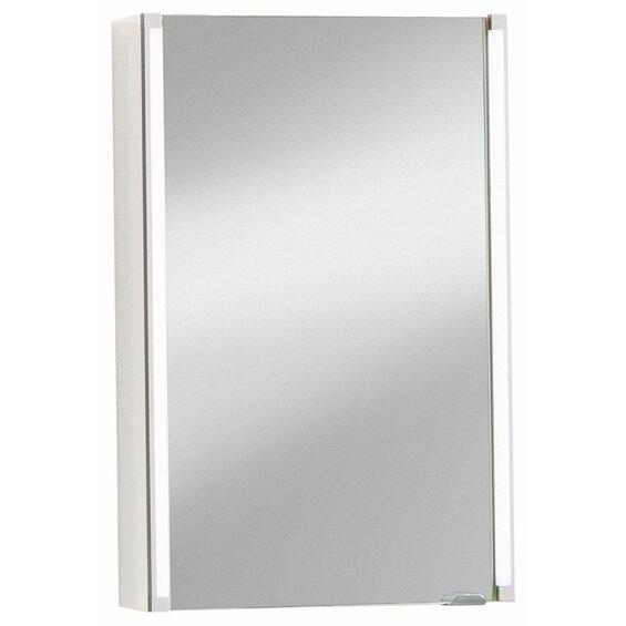 fackelmann spiegelschrank eek a 42 5 cm wei baumarkt xxl. Black Bedroom Furniture Sets. Home Design Ideas