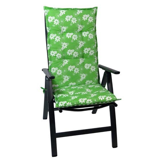 hochlehner auflage langeoog gr n baumarkt xxl. Black Bedroom Furniture Sets. Home Design Ideas