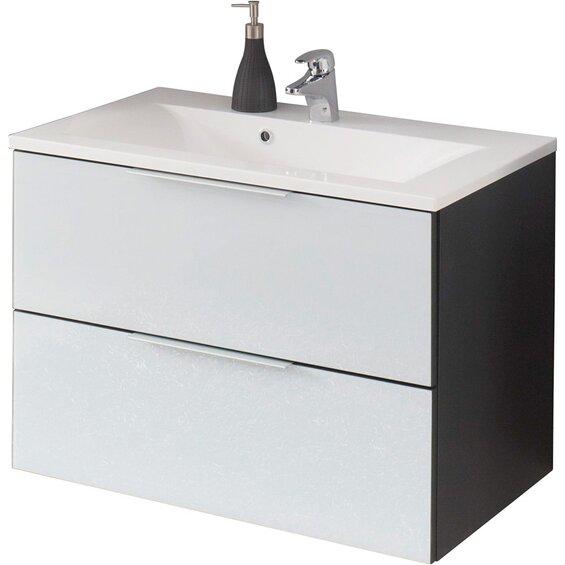 Kesper Waschplatz Tessin Weiß