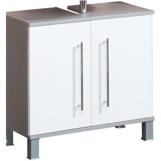 kesper waschbecken unterschrank 2 t rig elba wei hochgl nzend im obi online shop. Black Bedroom Furniture Sets. Home Design Ideas