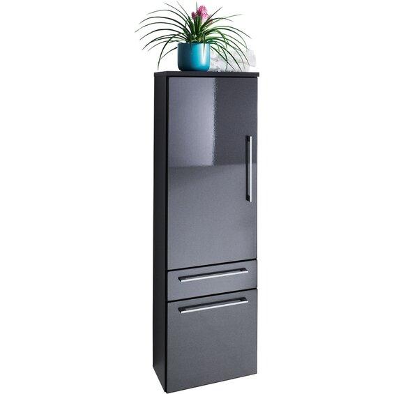 posseik hochschrank heron anthrazit baumarkt xxl. Black Bedroom Furniture Sets. Home Design Ideas