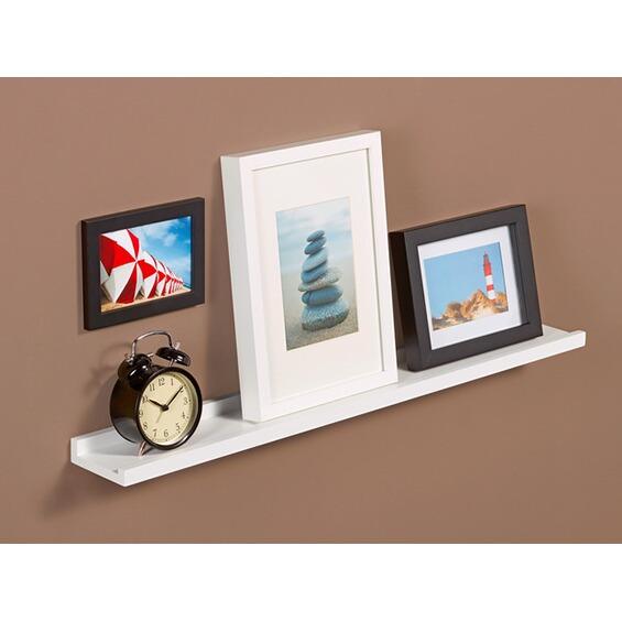 bilderleiste wei 80 cm im obi online shop. Black Bedroom Furniture Sets. Home Design Ideas