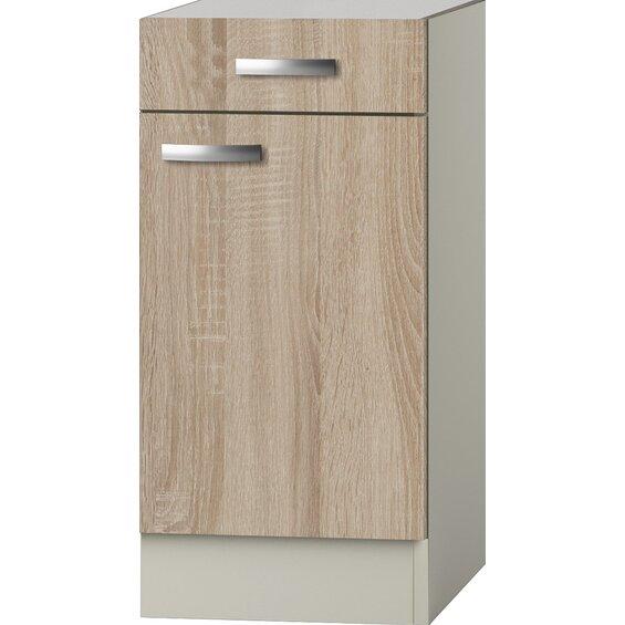 optifit unterschrank ohne arbeitsplatte kult padua 40 cm baumarkt xxl. Black Bedroom Furniture Sets. Home Design Ideas
