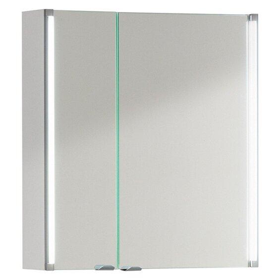 Fackelmann Spiegelschrank EEK: A LED-Line Weiß