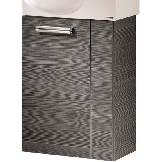 fackelmann waschbeckenunterschrank g ste wc rechts 44 cm como pinie baumarkt xxl. Black Bedroom Furniture Sets. Home Design Ideas