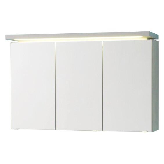 kesper spiegelschrank eek a a madeira 100 cm wei baumarkt xxl. Black Bedroom Furniture Sets. Home Design Ideas