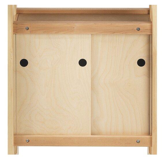 sj bergs sj berg schrank 0022 f r die senior version der junior senior baumarkt xxl. Black Bedroom Furniture Sets. Home Design Ideas