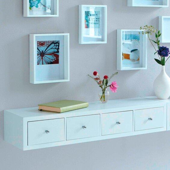wandregal mit schubladen sonstige preisvergleiche erfahrungsberichte und kauf bei nextag. Black Bedroom Furniture Sets. Home Design Ideas