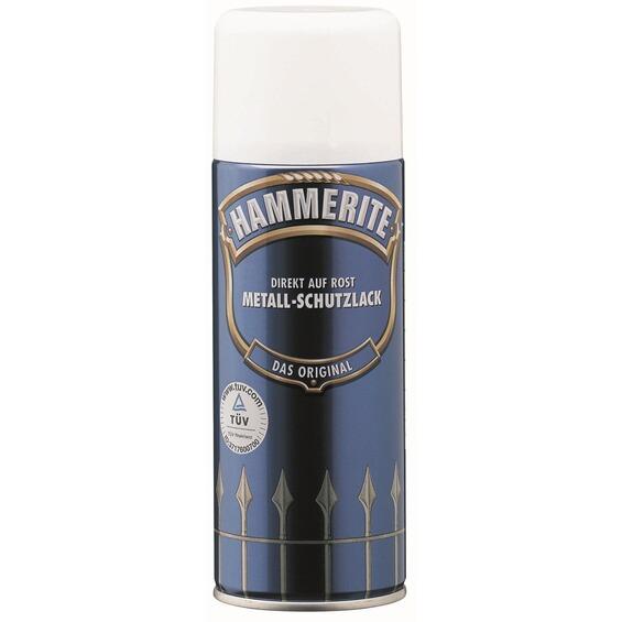hammerite metall schutzlack spray schwarz matt 400 ml im. Black Bedroom Furniture Sets. Home Design Ideas