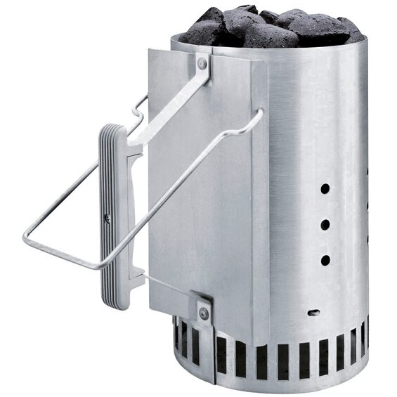 Weber Anzündkamin Rapidfire für BBQ ab 47 cm