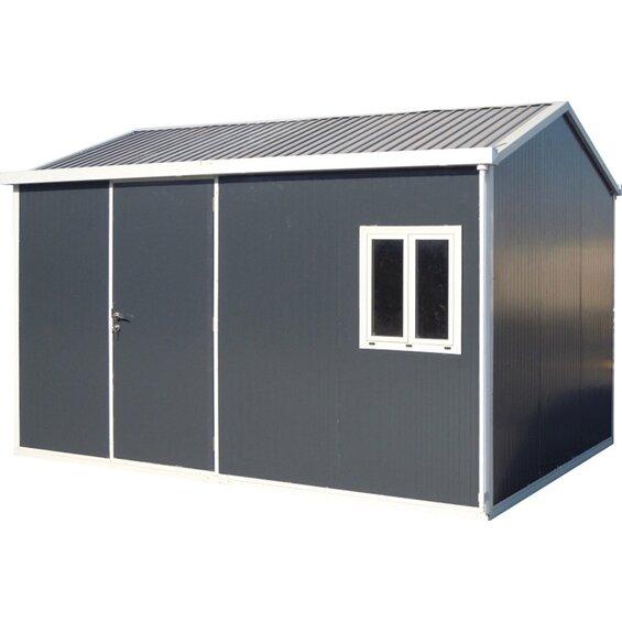 gartenhaus blech preisvergleiche erfahrungsberichte und. Black Bedroom Furniture Sets. Home Design Ideas