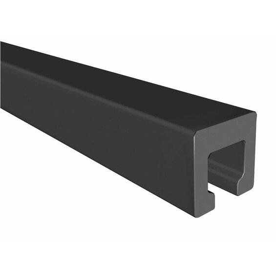 Sonstige Unterkonstruktion für Terrassendielen WPC Anthrazit 4 cm x 4 cm x 300 cm