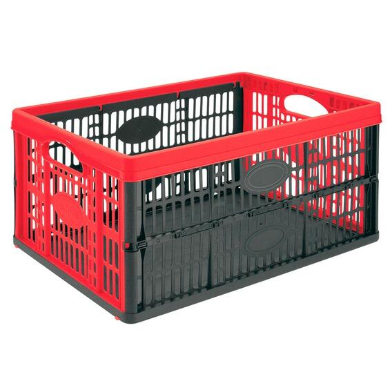 klappbox rot 32 l im obi online shop. Black Bedroom Furniture Sets. Home Design Ideas