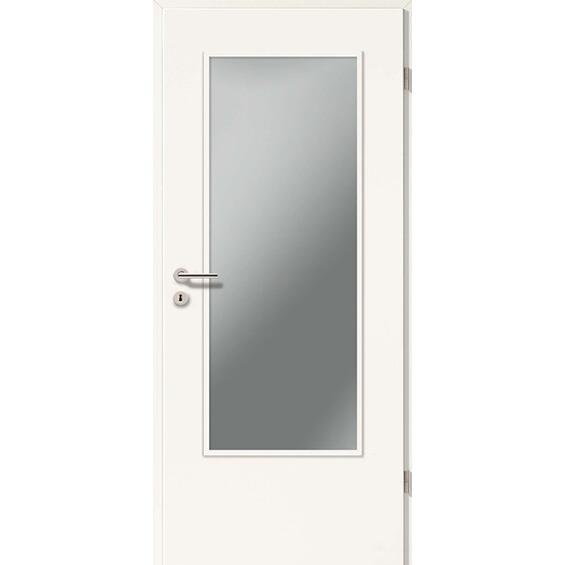 zimmert r dekor wei ga24 la din o glas 86 cm x 198 5 cm din rechts im obi online shop. Black Bedroom Furniture Sets. Home Design Ideas