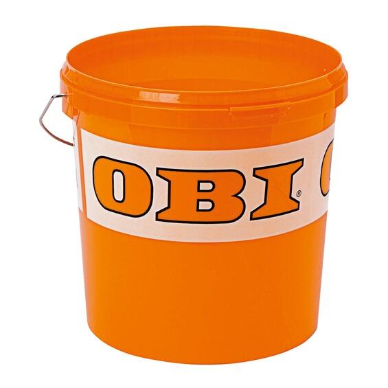 obi eimer 10 l orange im obi online shop. Black Bedroom Furniture Sets. Home Design Ideas