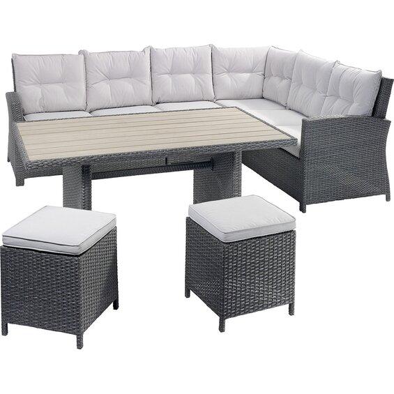 obi gartenm belgruppe cleburne 7 tlg baumarkt xxl. Black Bedroom Furniture Sets. Home Design Ideas