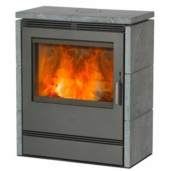 Fireplace Dauerbrandofen Rönky Speckstein