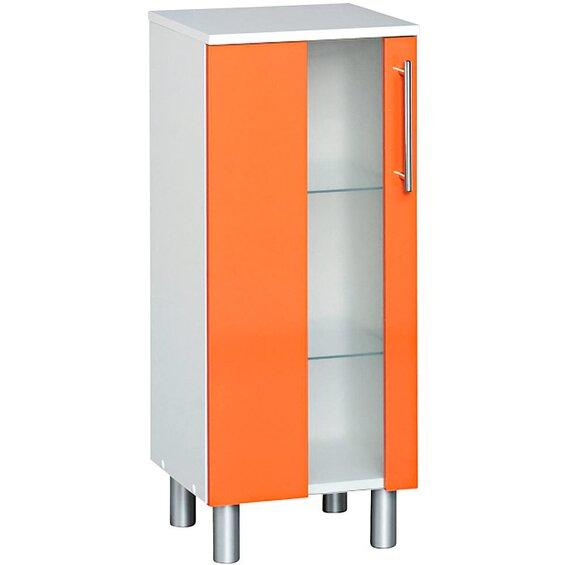 kesper unterschrank trento mit 1 t r orange im obi online shop. Black Bedroom Furniture Sets. Home Design Ideas