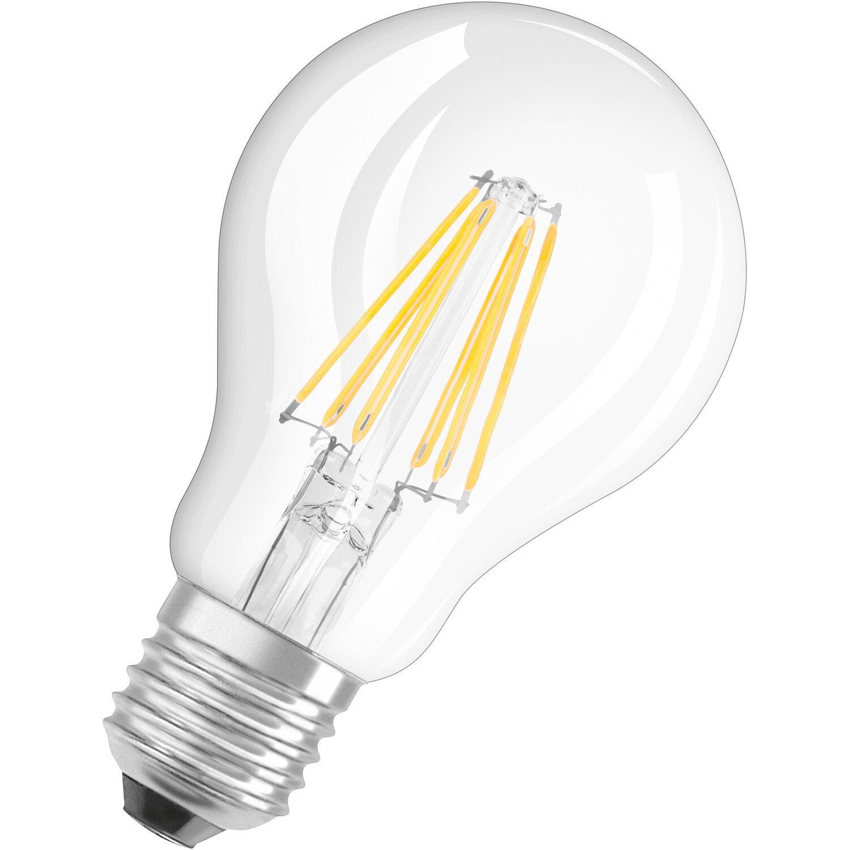 Osram LED-Filament-Leuchtmittel Glühlampe E27/1,2 W (136 lm) Warmw. EEK: A++