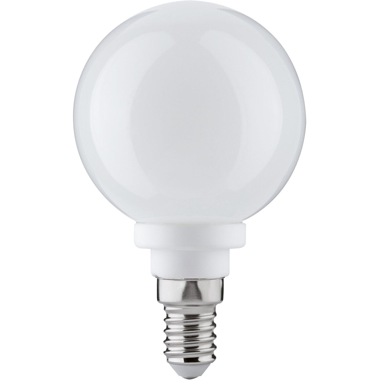 Paulmann LED-Leuchtmittel Globeform E14 / 4 W (370 lm) Opal EEK: A+ Preisvergleich
