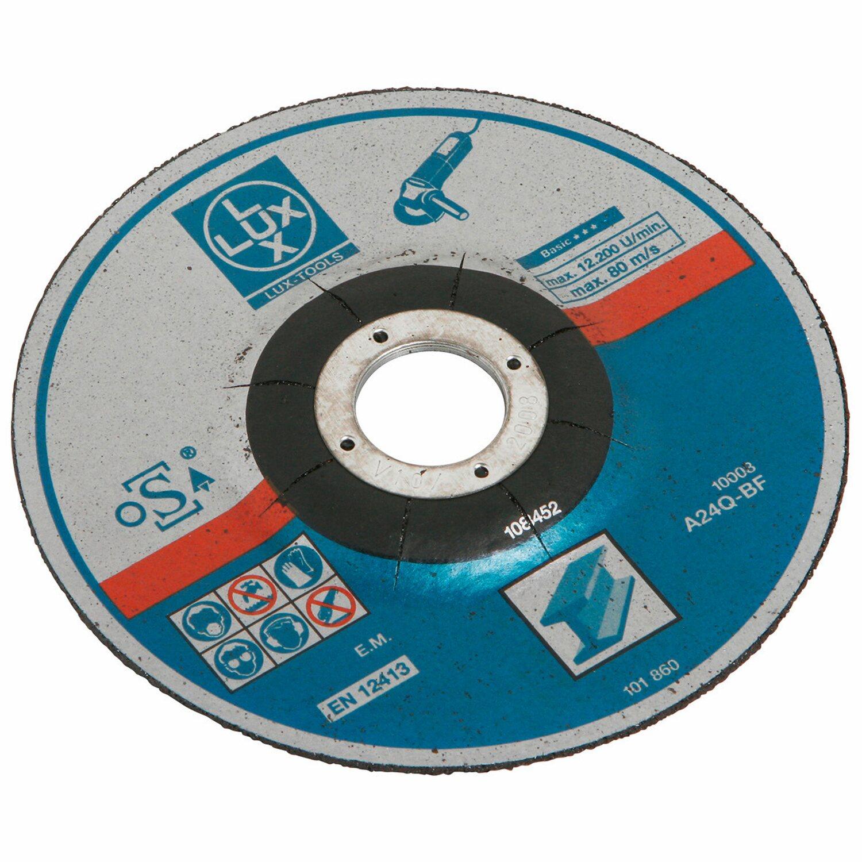 LUX-Tools Trennscheiben-Sparpack Metall 115 mm