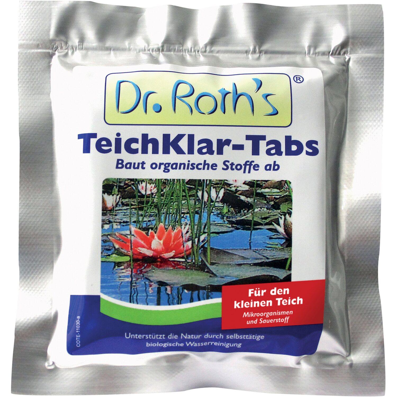 Söll Dr. Roths Teich Klar-Tabs 4 Tabletten | Garten > Teiche und Zubehör | Söll