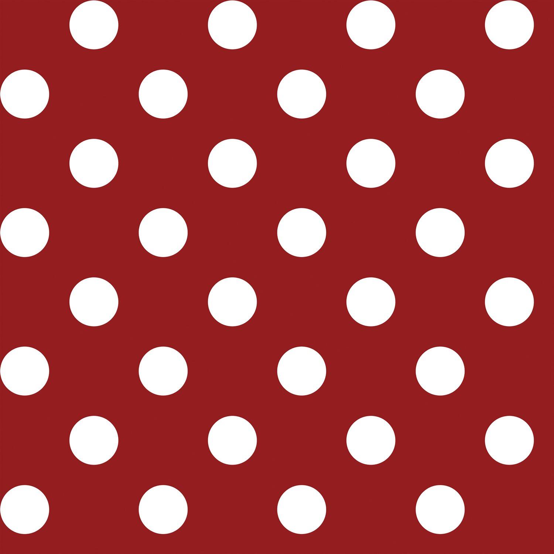 d c fix tischdecke venita rot meterware breite 140 cm. Black Bedroom Furniture Sets. Home Design Ideas