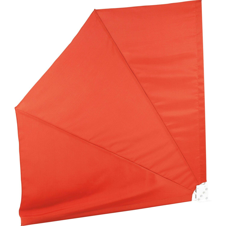 OBI Balkonfächer Danville Rot Orange 140 cm x 140 cm kaufen bei OBI