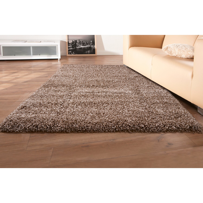 obi teppich oviedo taupe 140 cm x 200 cm kaufen bei obi. Black Bedroom Furniture Sets. Home Design Ideas