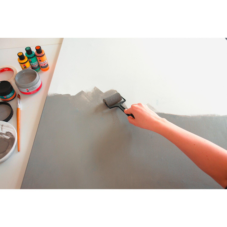 Tafelfarbe Bauhaus marabu magnetfarbe deckend 225 ml grau kaufen bei obi