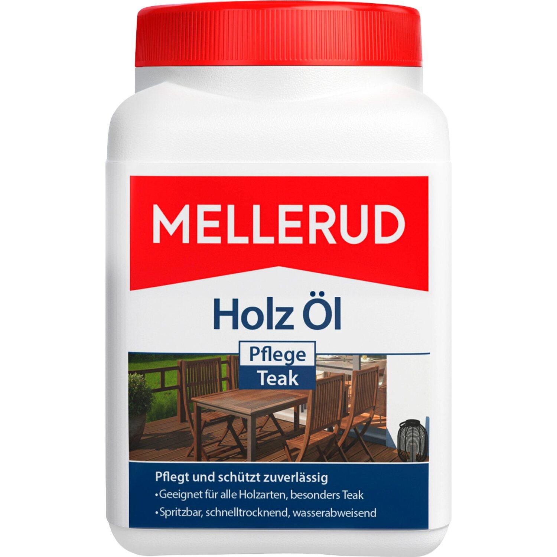 Mellerud Holz-Pflege-Öl Teak 750 ml