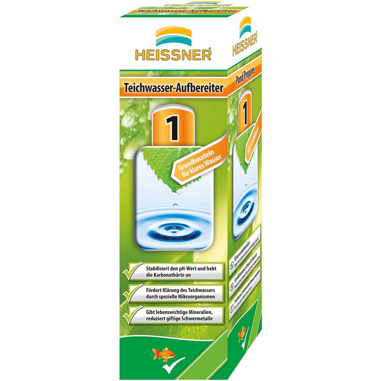 Heissner Teichwasser-Aufbereiter 500 ml
