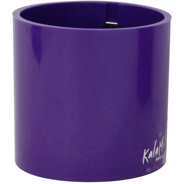 KalaMitica Kunststoffgefäß mit Magnet Zylinder Ø 6 cm Violett Preisvergleich