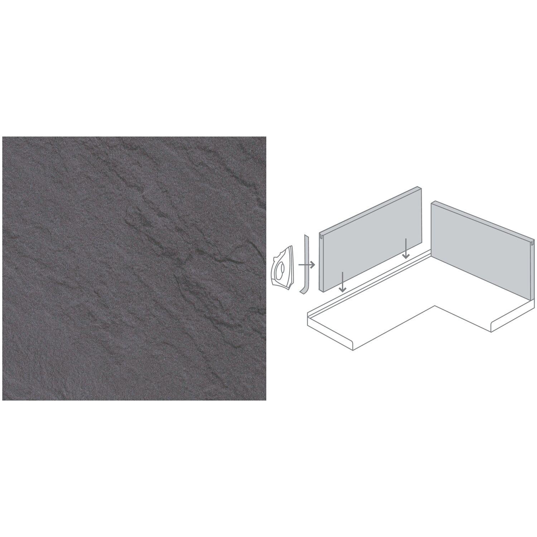 Küchenrückwand 296 Cm X 58 5 Cm Schiefer Steindekor Sc 134 Kaufen Bei Obi
