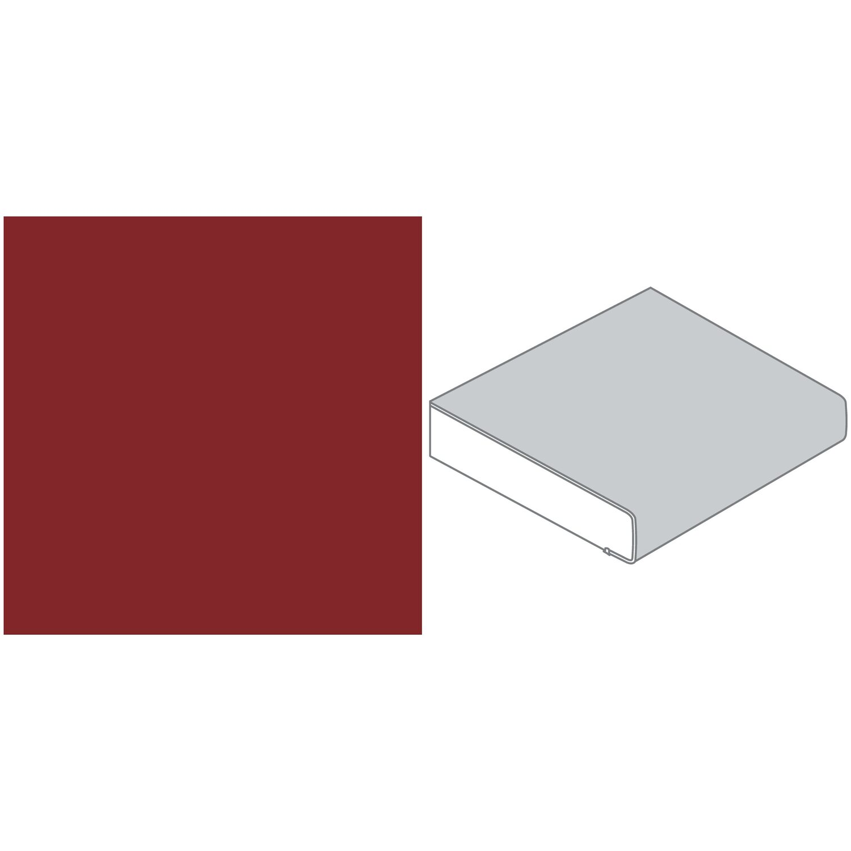 Küchenarbeitsplatte maße  Arbeitsplatte 60 cm x 3,9 cm Bordeauxrot (A 623) kaufen bei OBI