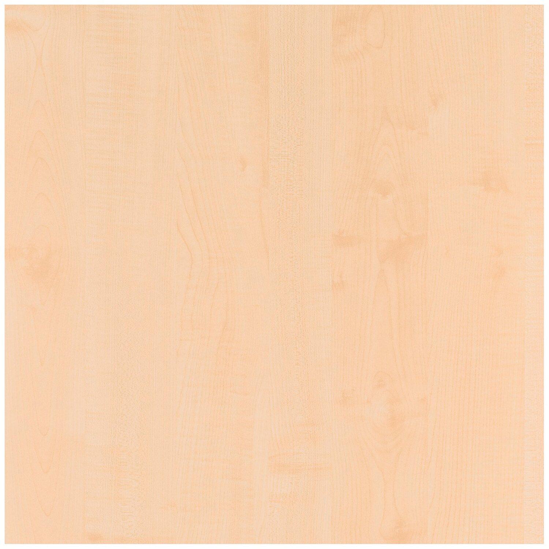 Arbeitsplatte ahorn  Arbeitsplatte 60 cm x 3,9 cm Ahorn geplankt Holznachbildung (HA 26 ...