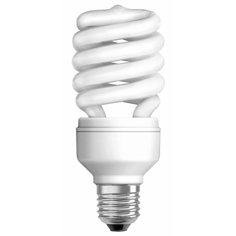 Osram Energiesparlampe Spiralform E27 / 23 W (1...
