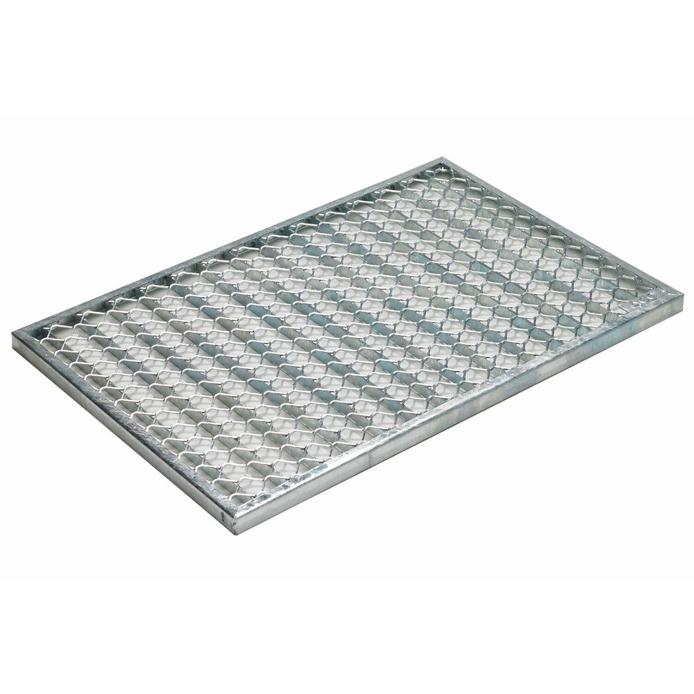 ACO  Vario Streckmetallrost für Bodenwanne 60 x 40 cm