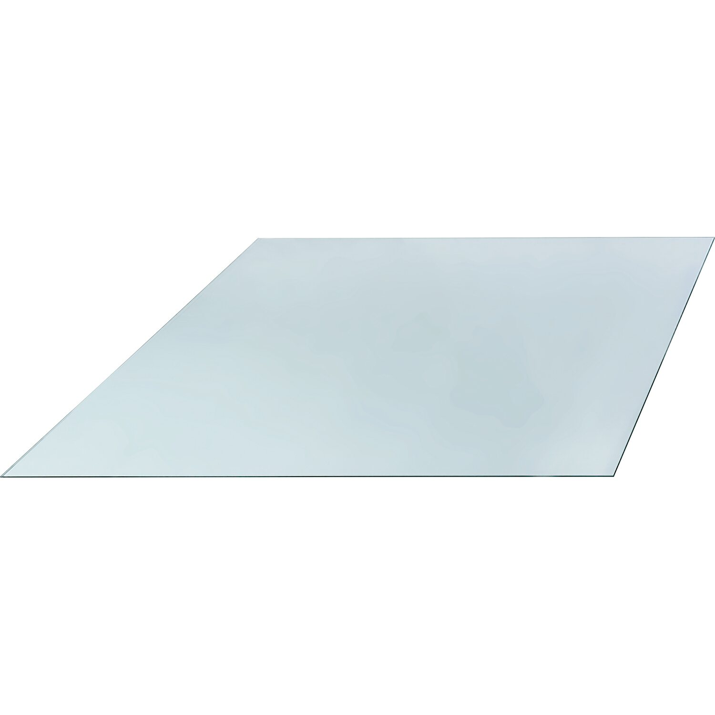 Glasbodenplatte Quadratisch