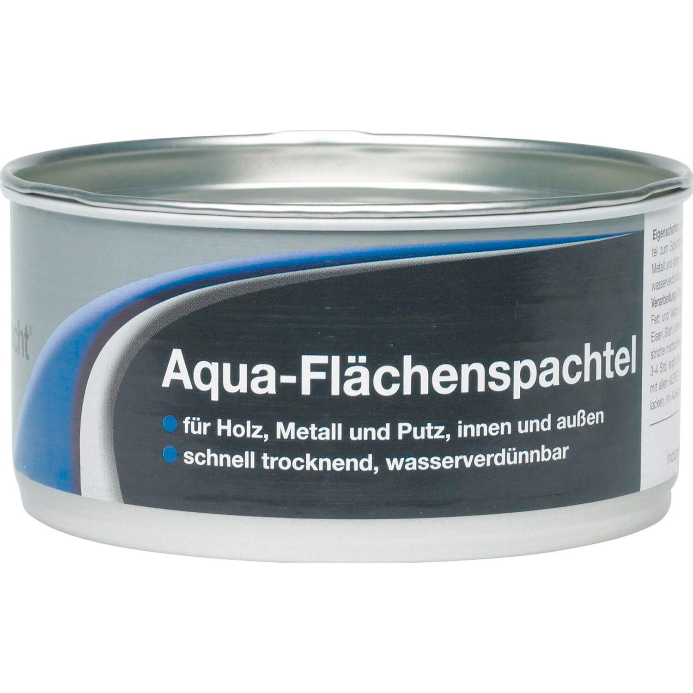 Albrecht  Aqua-Flächenspachtel Weiß 200 g