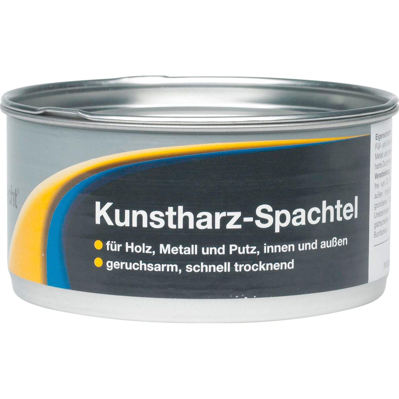 Albrecht  Kunstharz-Spachtel Weiß 200 g